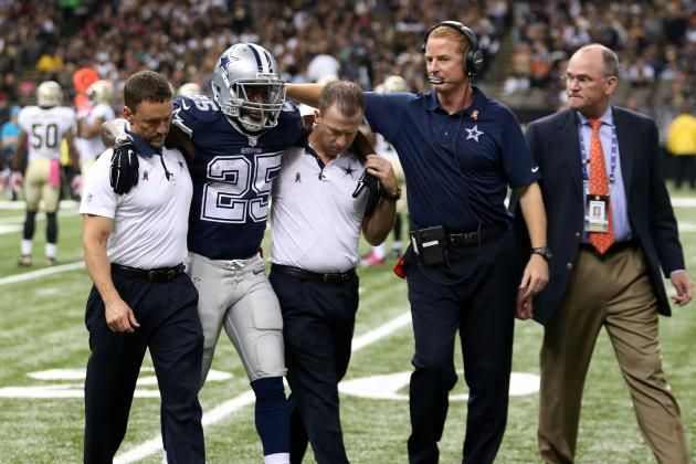 Cowboys vs. Saints: Postgame Grades, Notes and Quotes By Joey Ickes , Featured Columnist Oct. 5, 2015 -    Important Note No. 1: More Injuries
