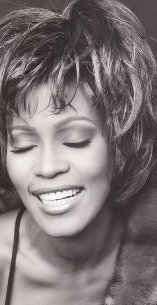 Whitney Houston  -  i will always love your smile
