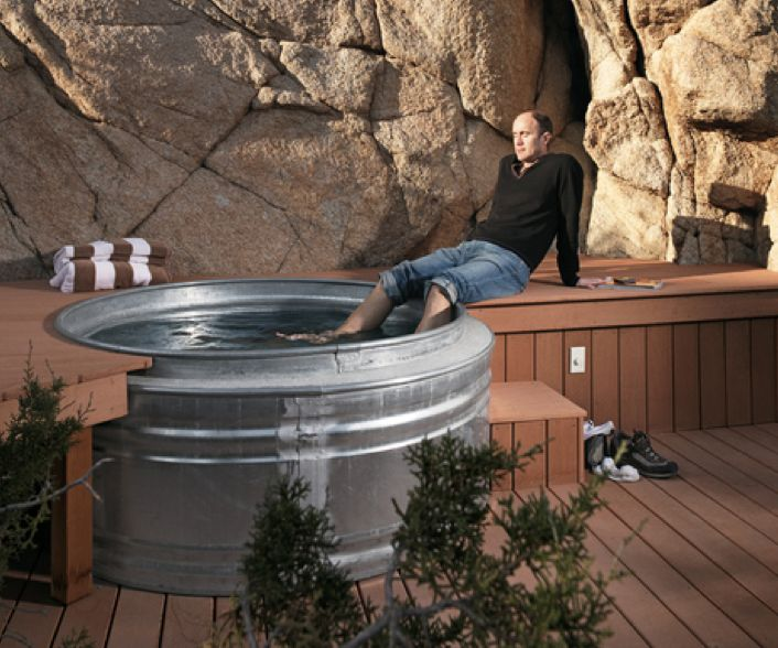 14 Best Images About Tank Pool On Pinterest Copper Pump