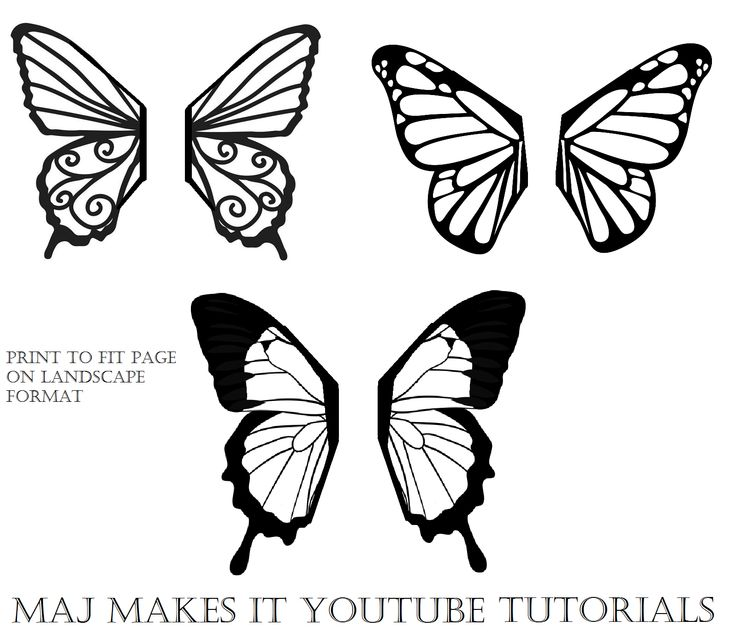 This is a template to my YouTube tutorial on how to make chocolate butterflies, you don't have to replicate all the details as this can be difficult.  Check out my video on how to use it. Enlarge to fit your page and print.  https://youtu.be/5R77hiCe6Ho