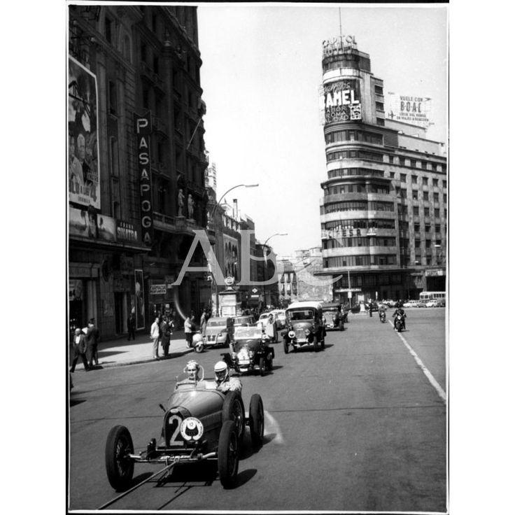 Carrera Madrid-Alicante-Benidorm-Alicante-Madrid