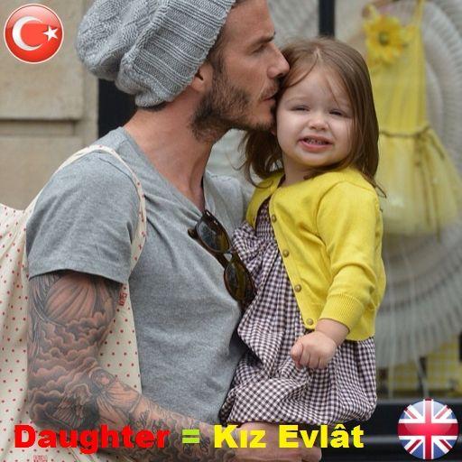     #daughter = #kızevlât     °•●•°     #okunuşu = dahvdır     °•●•°     She is my daughter = o benim kızım     °•●•°     #wordsenglish #englishwords #englishlearning #teacher #student #study #words #learning #translator #translate #dictionary #ceviri #cevirmen #sozluk #sozcuk #ingilizce #turkce #kelime #phoenixdictionary    