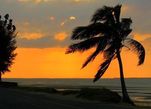 Costa do Sol - Nascer do Sol