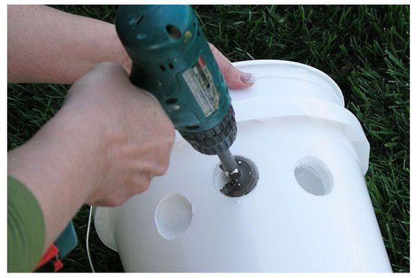DIY Moveable Bucket Air Conditioner