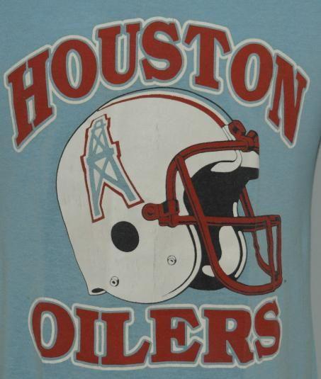 Houston Oilers. #nfl