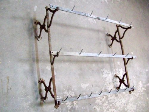 Details About Antique Gloeckler Wall Mount Butchers Meat