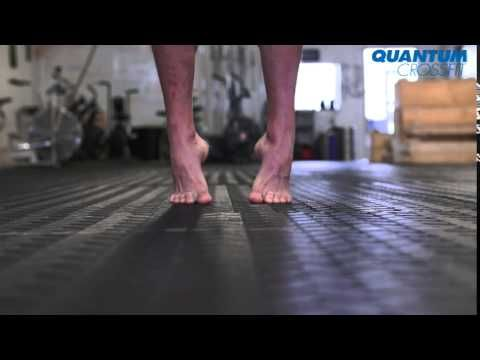 Flat Feet: Foot Strengthening Drill 1 - Quantum CrossFit - YouTube