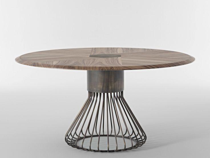 Round table ROSOLINA Italia Collection by Casa | design Mauro Lipparini
