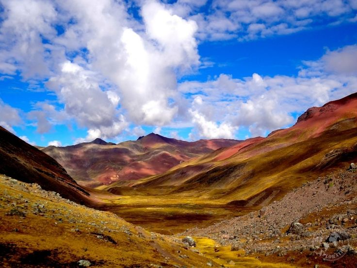 If you want an off the path, unique, challenging but o-so rewarding adventure in nature, book the Apu Ausangate trekking! Cusco, Peru.