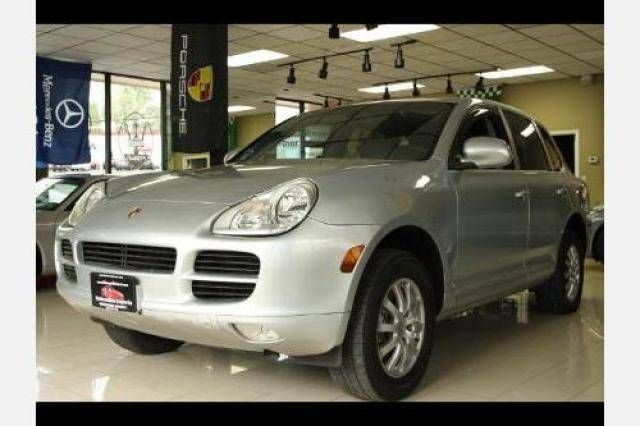 Used Porsche Cayenne for Sale