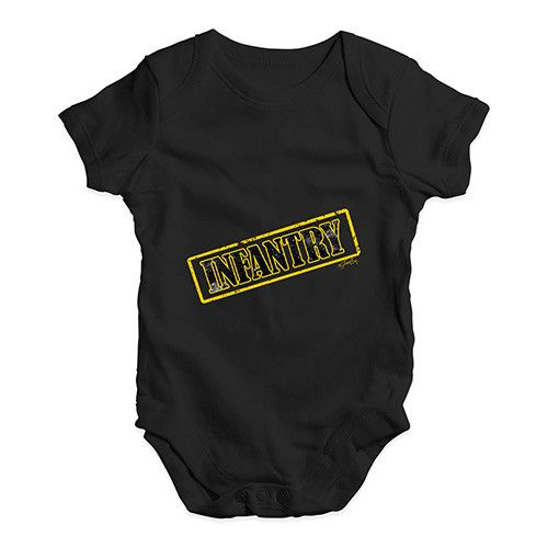 Infantry Baby Uni...  Rock In Style With Twisted Envy creative Art, Personalised Gifts, funny t-shirts & more,     http://twistedenvy.com/products/infantry-baby-unisex-babygrow-bodysuit-onesies?utm_campaign=social_autopilot&utm_source=pin&utm_medium=pin