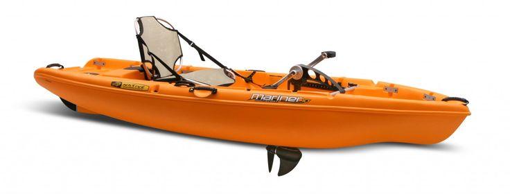 Pedal Kayak