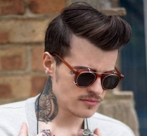 Cool Mens Rockabilly Hairstyles