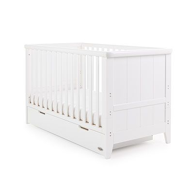 Obaby Belton Cot Bed with Drawer NEW!