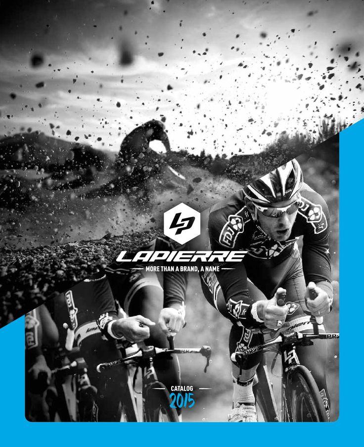 2015 Lapierre Catalog  2015 라피에르 공식 카탈로그 입니다. MTB / Road