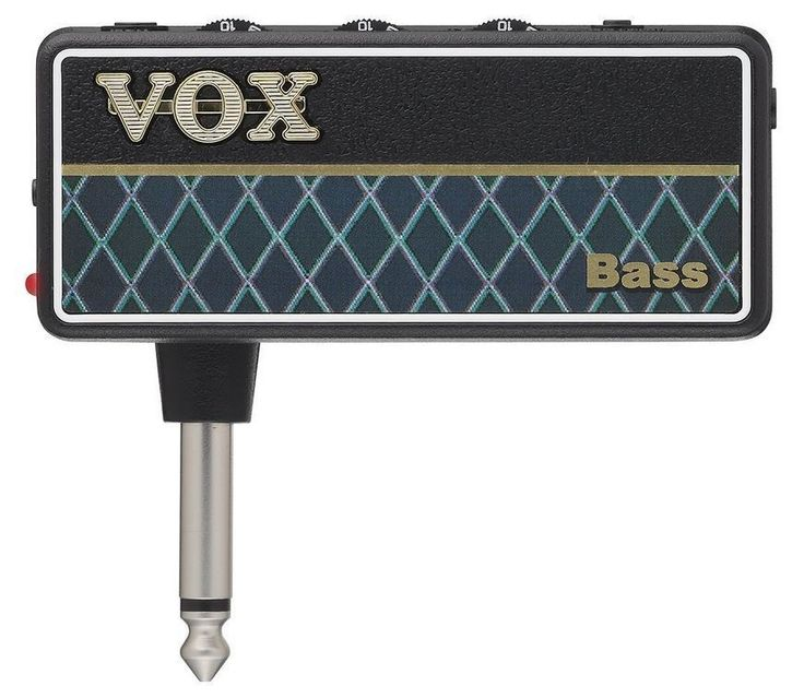NEW VOX AP2BS amPlug2 Bass Headphone Guitar Amp Free Shipping Made in Japan #Vox