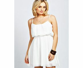 boohoo Narci Strappy Chiffon Skater Dess - cream azz28155 Nineties revival reigns supreme with the spaghetti-strap slip dress stealing the what's hot top spot. Feminine, floaty fabrics and floral prints are our fave, with midi lengths a must-have. Go boho in http://www.comparestoreprices.co.uk/dresses/boohoo-narci-strappy-chiffon-skater-dess--cream-azz28155.asp