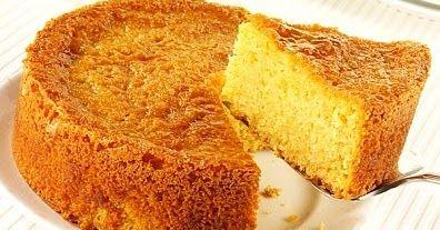 Receta de Torta de vainilla esponjosa casera y facil. Como hacer Torta de vainilla esponjosa casera y facil, sin manteca, sin aceite. Torta de vainilla esponjosa casera y facil con huevos y leche.