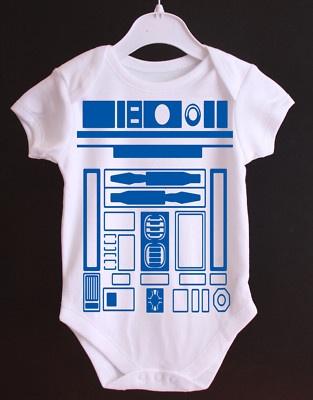 R2D2 onesie!