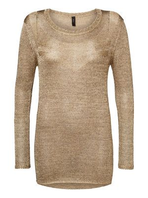 PRIME KNIT BLOUSE VERO MODA Holiday Countdown contest. Pin to win the style!