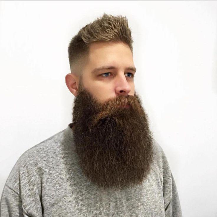 Clean Long Beards,long beards styles,