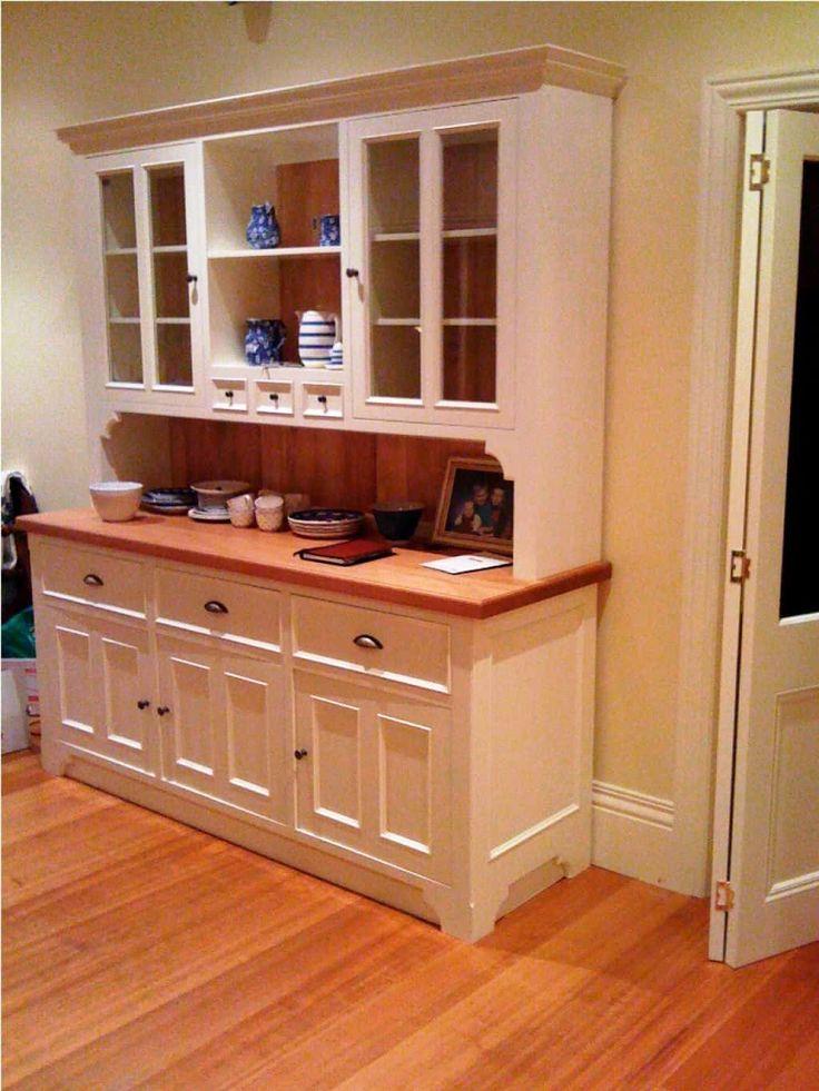 Useful Kitchen Hutch Furniture Piece