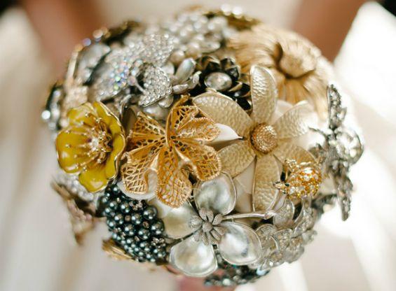 5 Ideas for Unique Wedding Bouquets