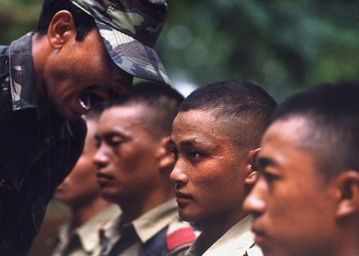 Becoming a Gurkha