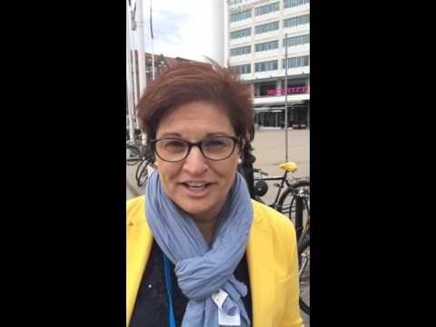 Sineva Ribeiro om kampanjen till medlemmar - YouTube