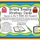 This Guided Reading Strategy Cards set includes 32 different strategy cards and an editable checklist as the student's master each strategy.  Each ...