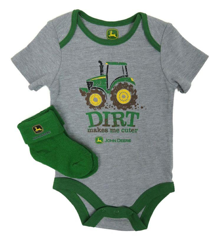17 best images about kids john deere clothing on pinterest for John deere shirts for kids