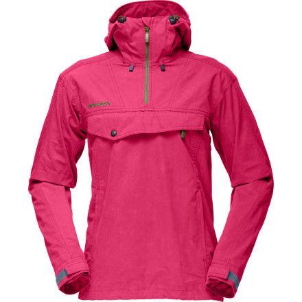 NorrønaSvalbard Cotton Anorak Jacket - Women's