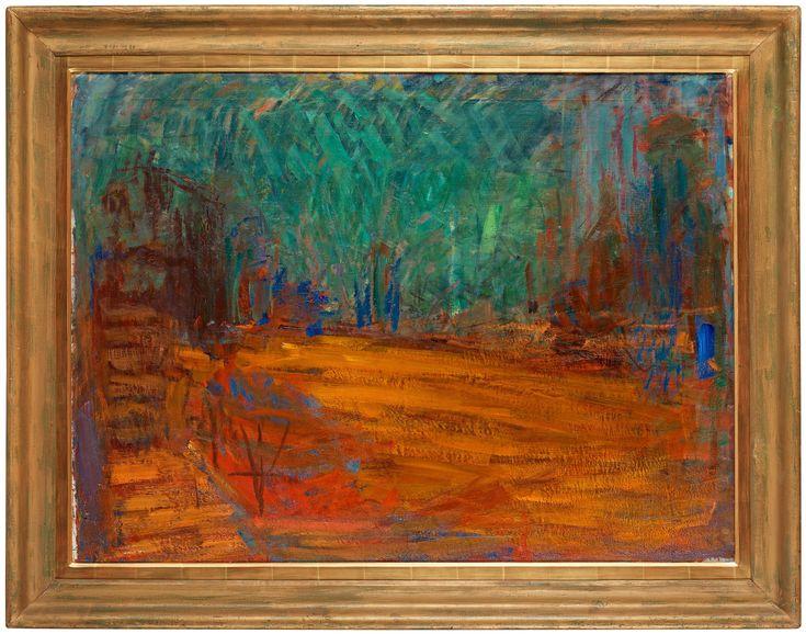 CARL KYLBERG, La Forêt (Skogen).. - Astra-samlingen H043 – Bukowskis