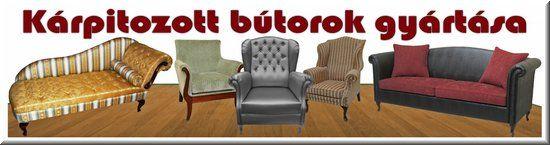 Kárpitozott szófa bútorok