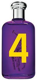 Ralph Lauren Big Pony Woman 4 Purple Edt 50 ml - Matas Webshop