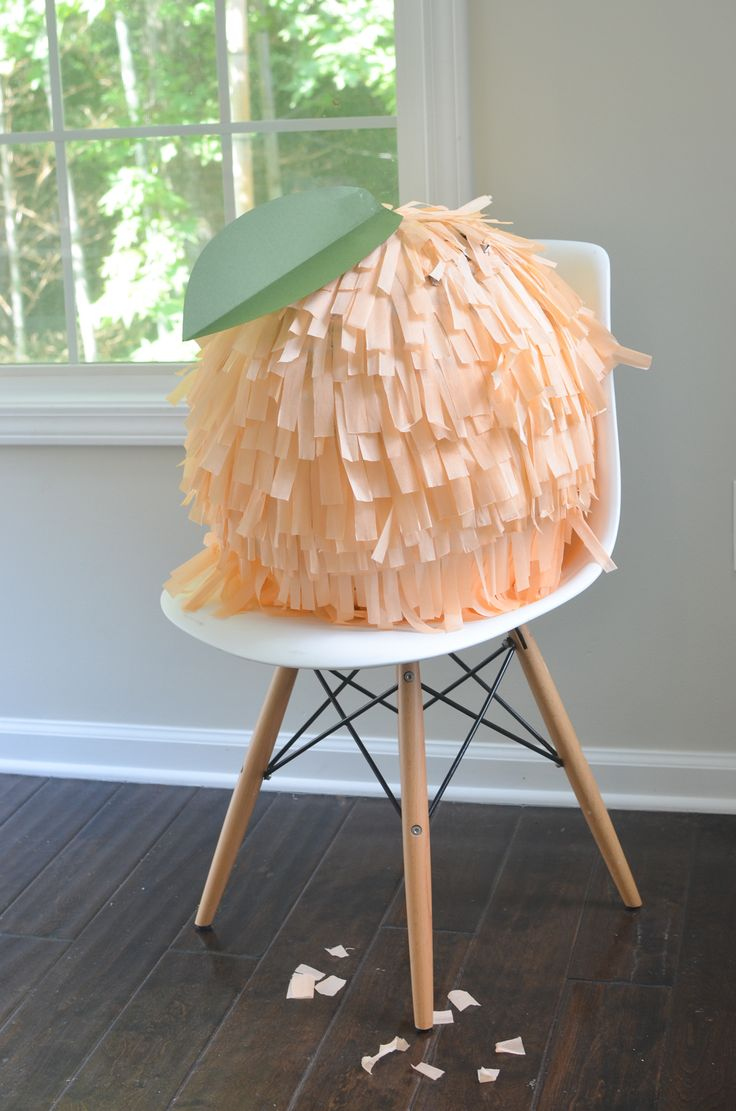 A Southern Peach Party for Isla's 1st Birthday
