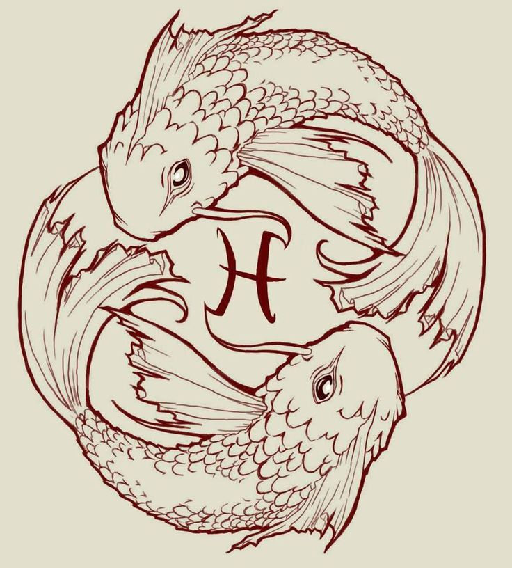 рыбы зодиак