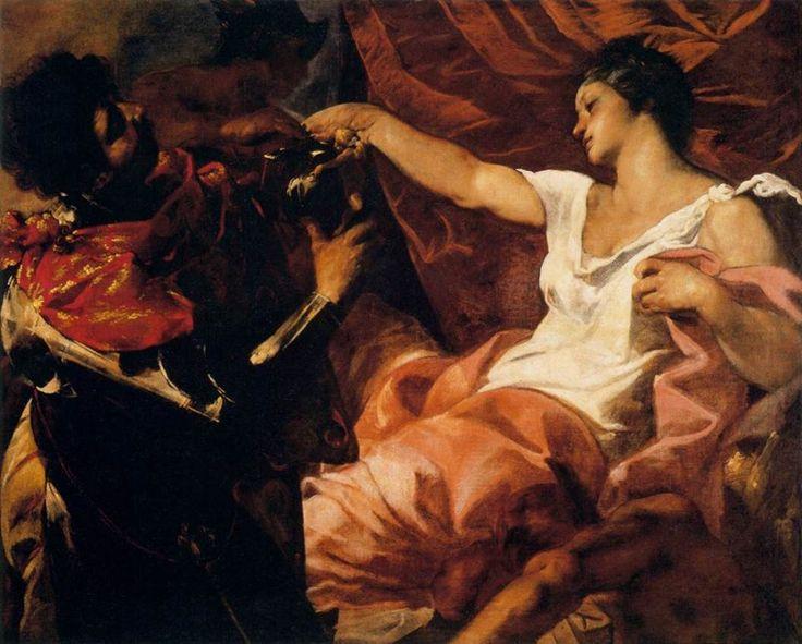 Francesco Maffei, Scena mitologica, Gallerie dell'Accademia, Venezia