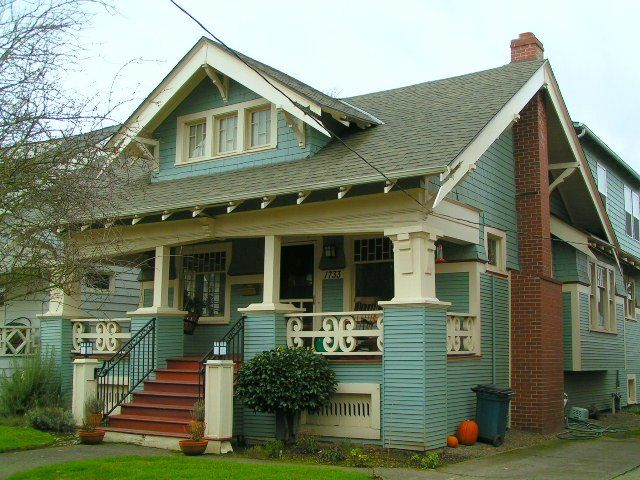 Arts U0026 Crafts Bungalow. Craftsman ExteriorCraftsman ...