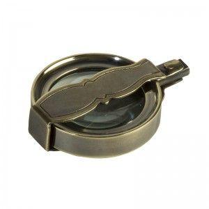 traveler's magnifying glass