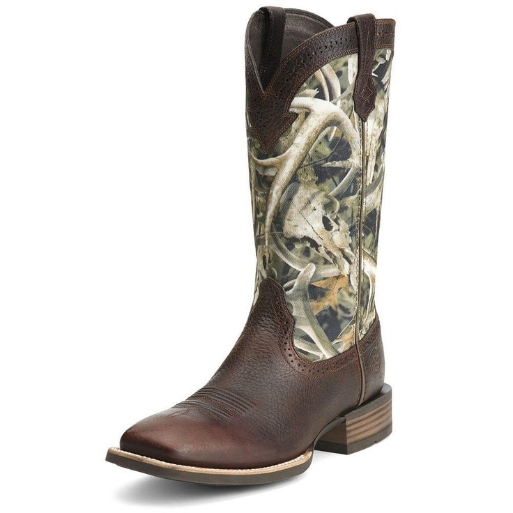 1000  images about Ariat® Men&39s Boots &amp Apparel on Pinterest