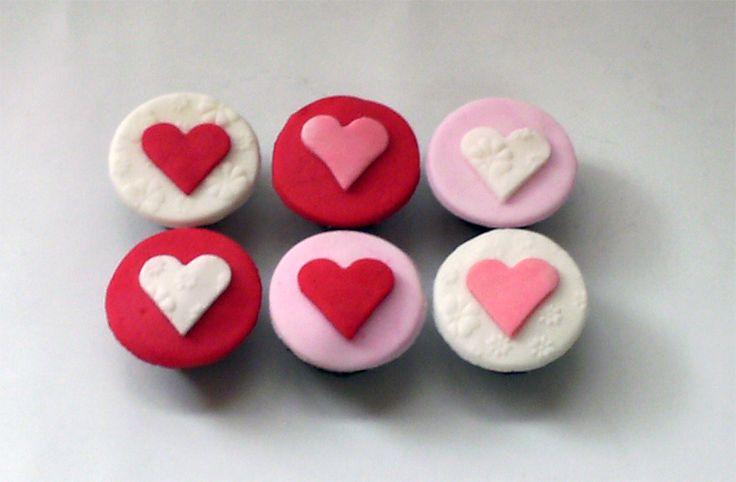 Dulces de San Valentín