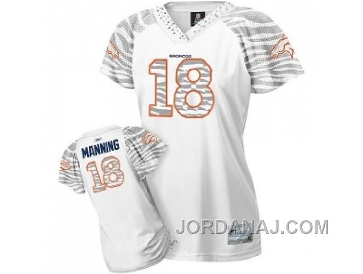 reputable site 5b4bb 23f2f new style elite peyton manning jersey denver broncos 18 fem ...