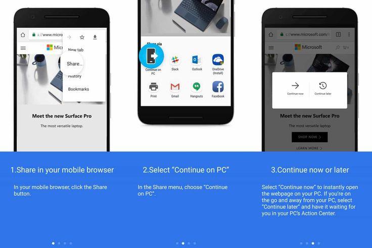 Windows 10'un en son ön izlemesi Android telefonu PC'ye bağlıyor  https://www.teknoblog.com/windows-10-on-izleme-android-pc-152019/