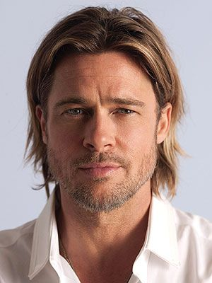 "Brad Pitt Is the New Face of Chanel No. ""Wherever I go, there you are."""