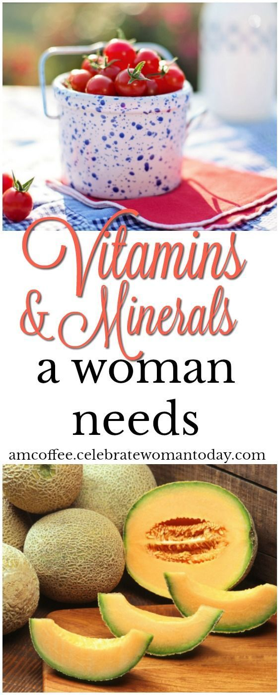 Here are some key whole foods for every woman and her health to benefits from. #AMCoffee #HeartThis #vitaminsminerals