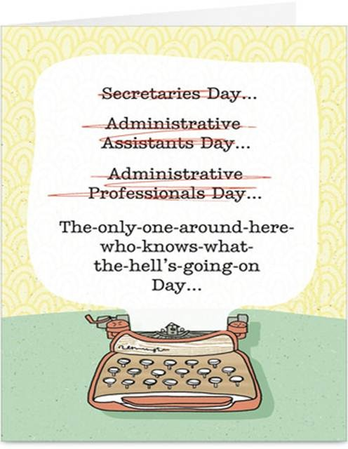 So cute.......LOVE IT!!!  Happy Administrative Assistants Day! #GAFAdminDayContest @giftafeast #AdminProfessionalsDay #GAFAdminDay