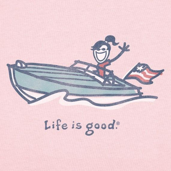Jackie Cruiser - Life is good