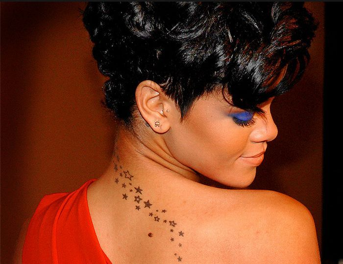 .Rhianna..star's tat's