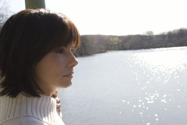 Sandra Bullock in The Lake House